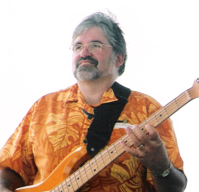 Greg Archambeault on Bass Guitar
